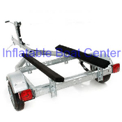 Shippable Inflatable Boat Trailer (up to 12' inflatables)