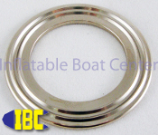 Zodiac Inflatable Boat Metal Valve Base (MILPRO)
