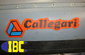 Used Callegari Super Albatross (Rigid Keel Inflatable Boat)