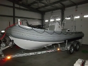 2005 AB Inflatables 19' Profile RIB