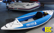 One Person Inflatable Kayak