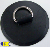 Achilles D-Ring Large Black