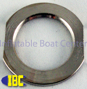 Zodiac Metal Valve Base Nut (MILPRO)