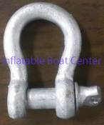 "3/8"" Galvanized Shackle"