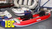 Maxxon 2 Person Kayak RED